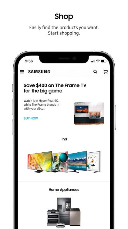 Shop Samsung screenshot-3