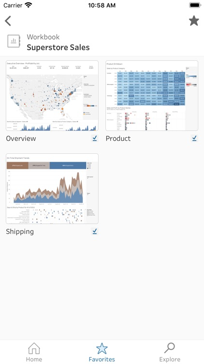 Tableau Mobile for Intune screenshot-5