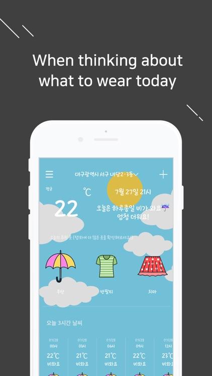 WhatShouldIWear? - Weather