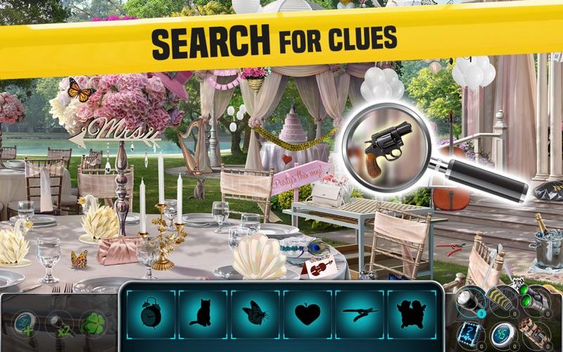 Homicide Squad: Hidden Objects screenshot 2