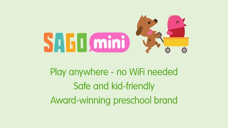 Sago Mini Neighborhood Blocks screenshot-5