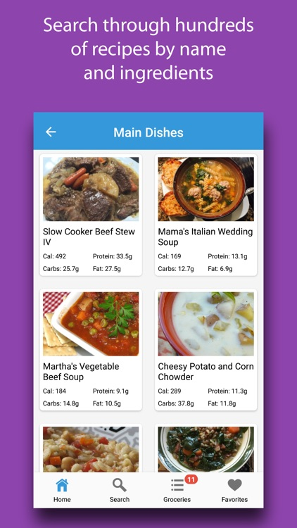Soupz: Chili & Stew Recipes screenshot-2