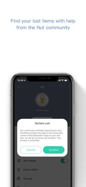 Nut Bluetooth Anti Loss V App Store
