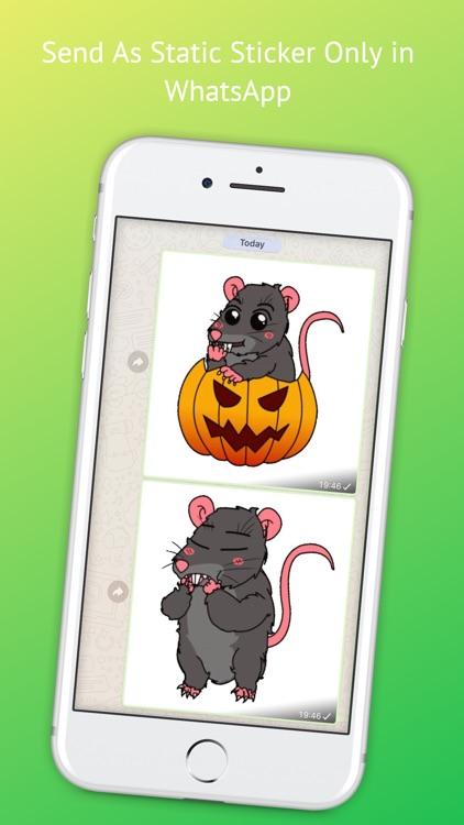 Mitzi Squirrel Emojis screenshot-4