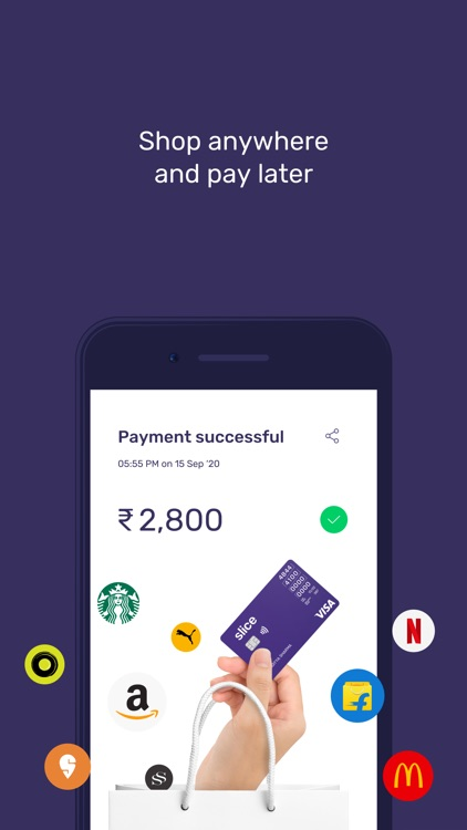 slice:shop anywhere, pay later