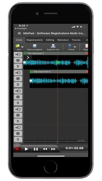MixPad Mixer Musicale