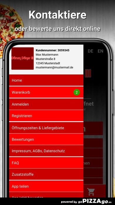Dürum Döner III Mülheim screenshot 4