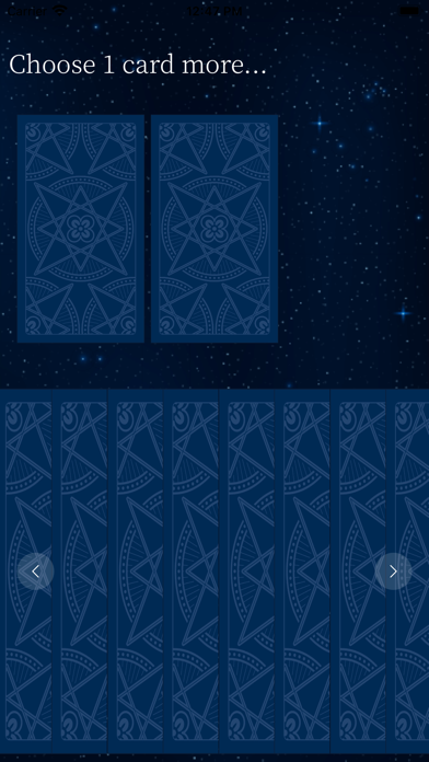 TarotTarot screenshot 3