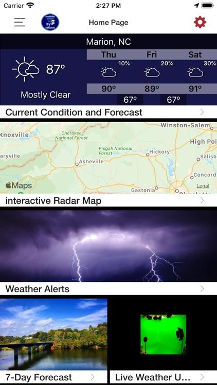 Foothills Weather screenshot-4