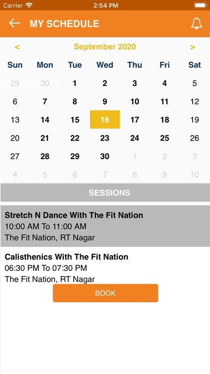 The Fit Nation screenshot-4