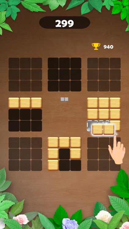 Wood Block Puzzle - Brain Game screenshot-8