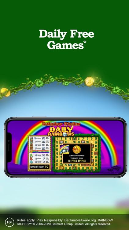Rainbow Riches Casino screenshot-3