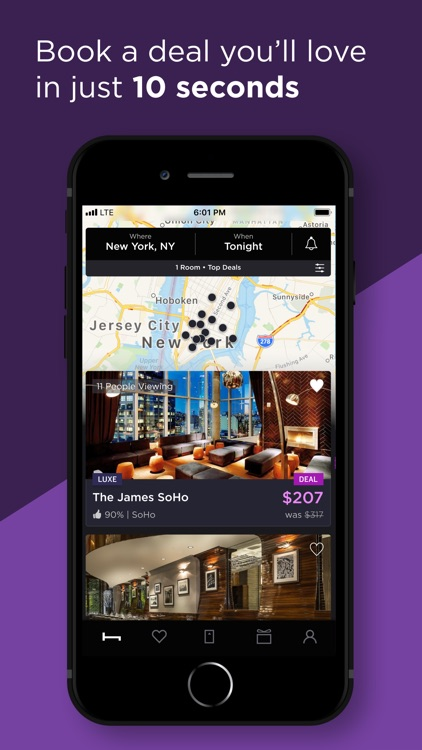 HotelTonight - Hotel Deals screenshot-2
