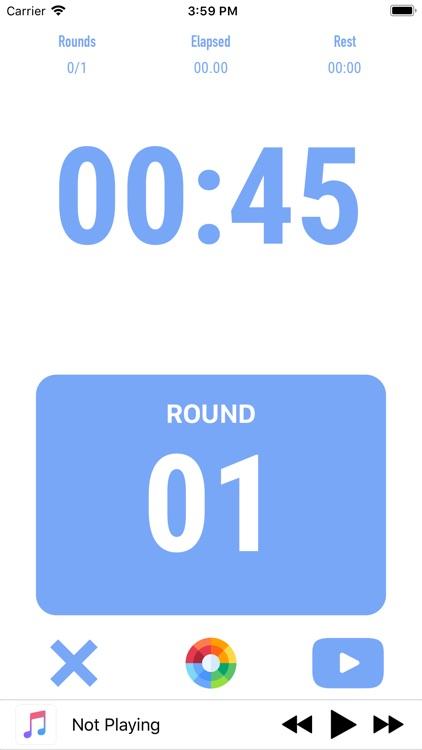 Boxing Timer Pro screenshot-3