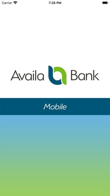 AVAILA BANK MOBILE