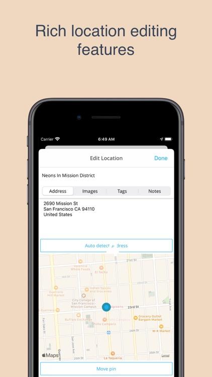 MapAPic Location Scout screenshot-3