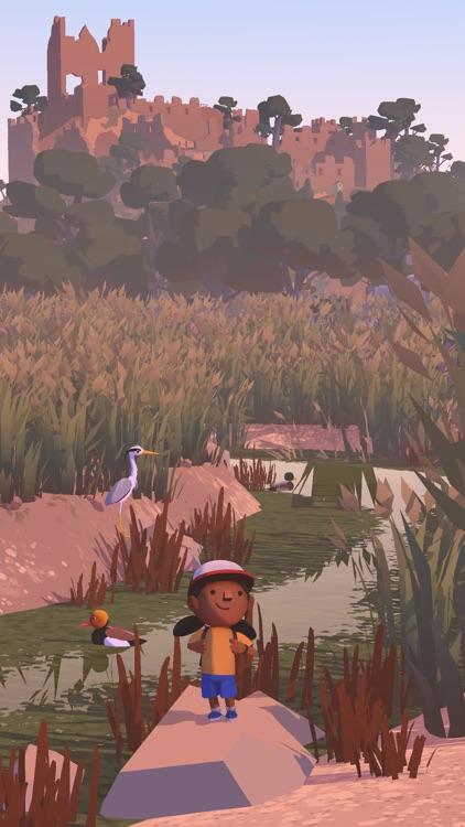 Alba: A Wildlife Adventure screenshot-4