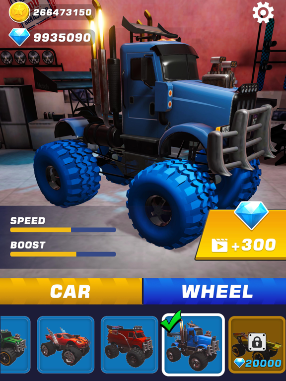 iPad Image of Wheel Offroad