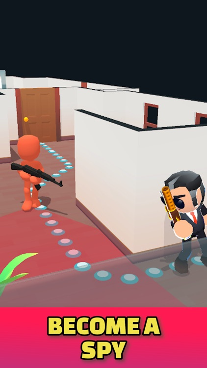 Mr Spy : Undercover Agent screenshot-0