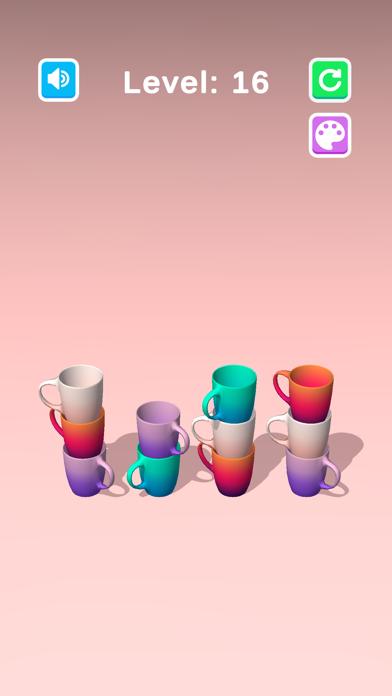 カラーソートパズル : Color Sort Puzzle紹介画像10