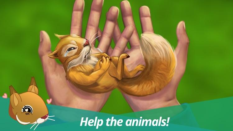 Pet World - WildLife America screenshot-0