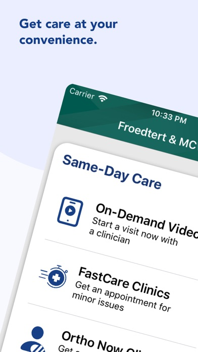 messages.download Froedtert&MCW software