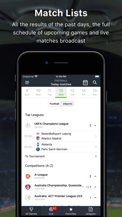 777score - Live Sports Scores screenshot-4