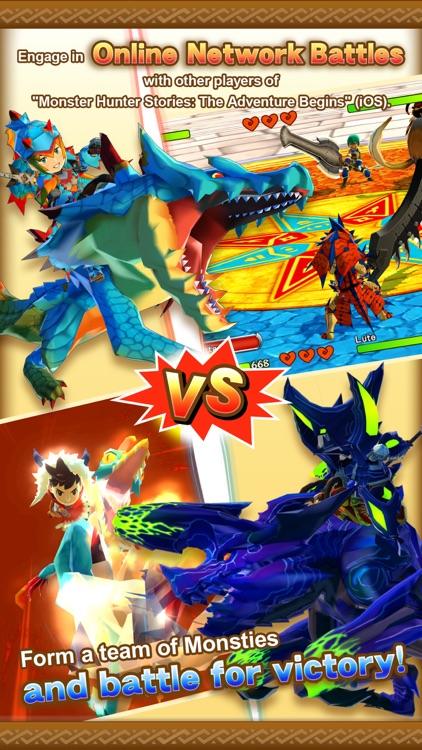 Monster Hunter Stories screenshot-3