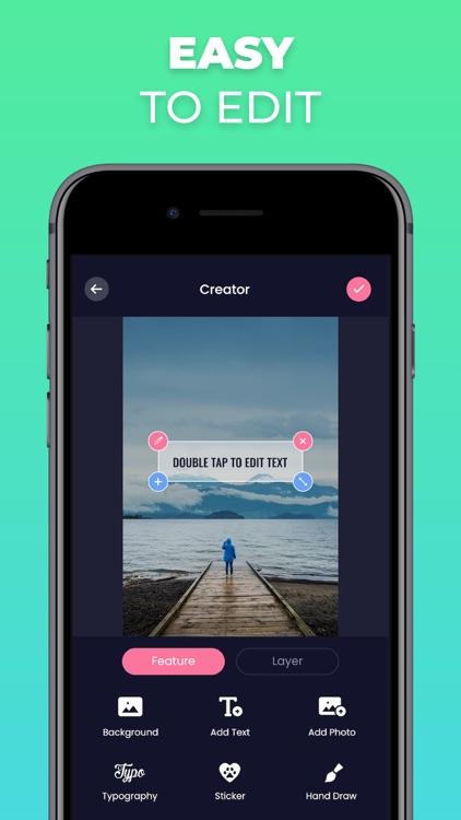 Write On Photos - Add Text Art screenshot-3