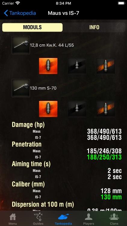 Guide for World of Tanks screenshot-3