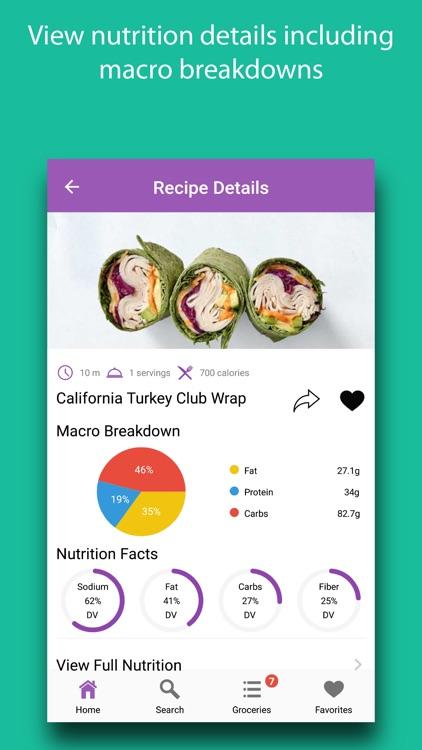 Subz: Sandwich Recipes screenshot-3