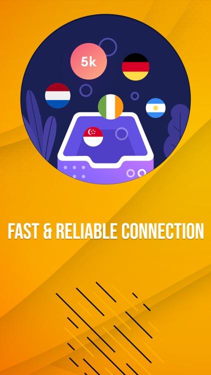 Today VPN - Fast & Secure VPN screenshot-5