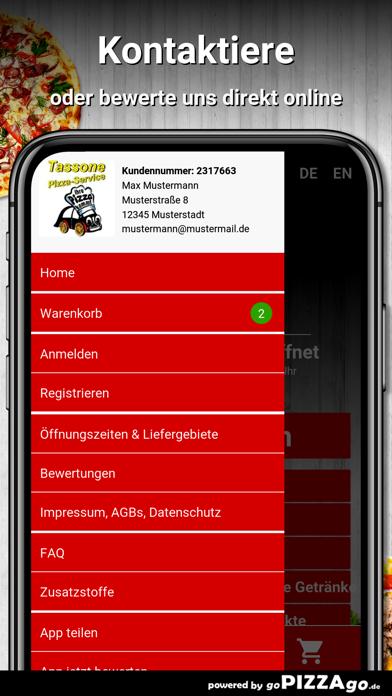 Tassone Konstanz Wollmatingen screenshot 3
