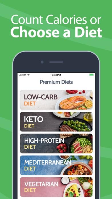Calorie Counter - MyNetDiary screenshot four