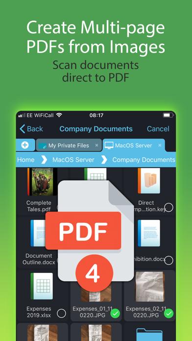 FileBrowser Professional Screenshots