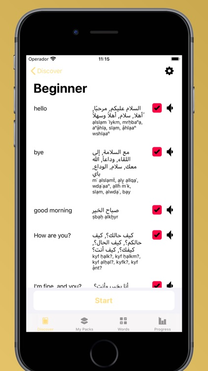 Learn Arabic with LENGO screenshot-4