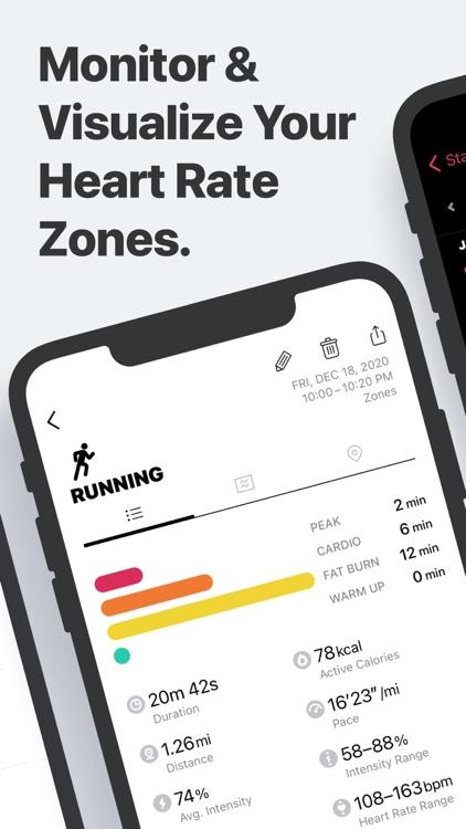 Zones for Training