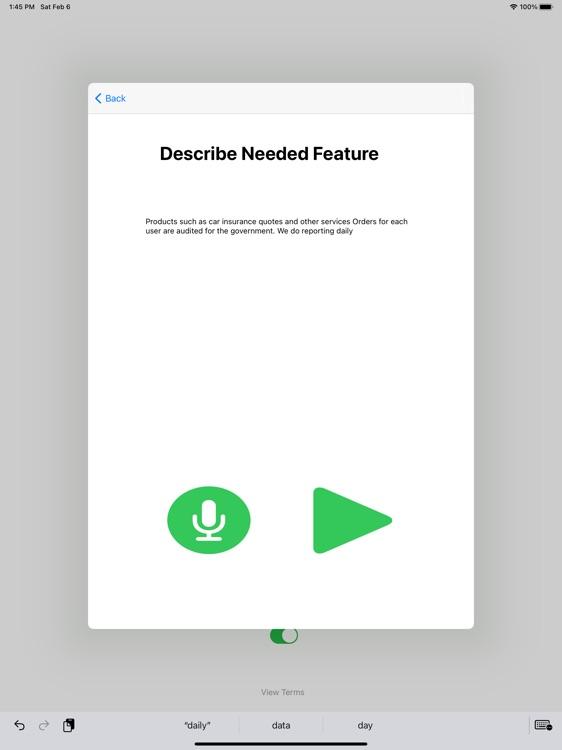 Christine Cloud iPad Edition screenshot-5