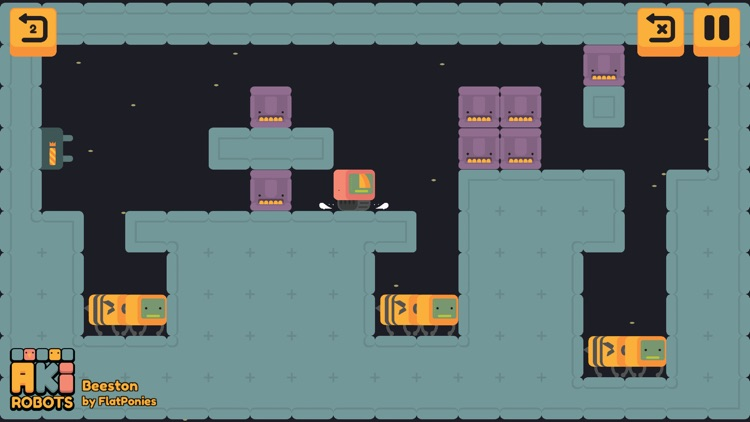 #AkiRobots screenshot-5