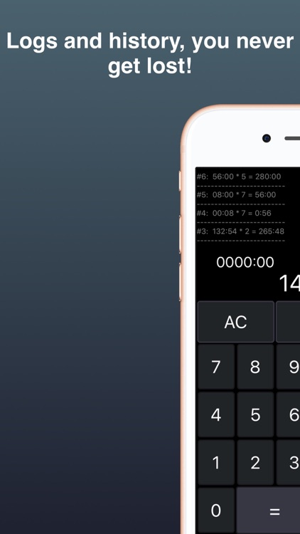 Hours and Minutes - Calculator