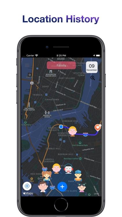Find Family & Friends Locator screenshot-3