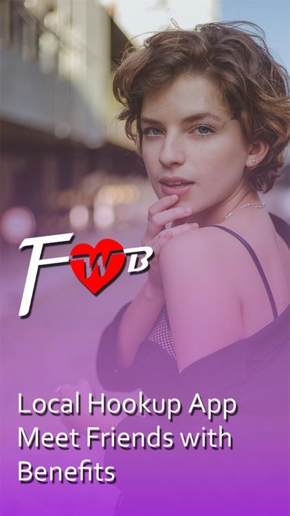 FWB: Adult Friend Hookup App
