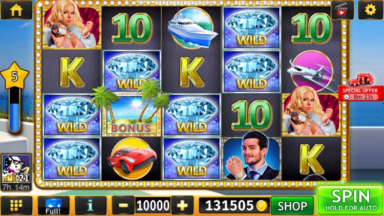 Vegas Slots Galaxy Casino screenshot-6