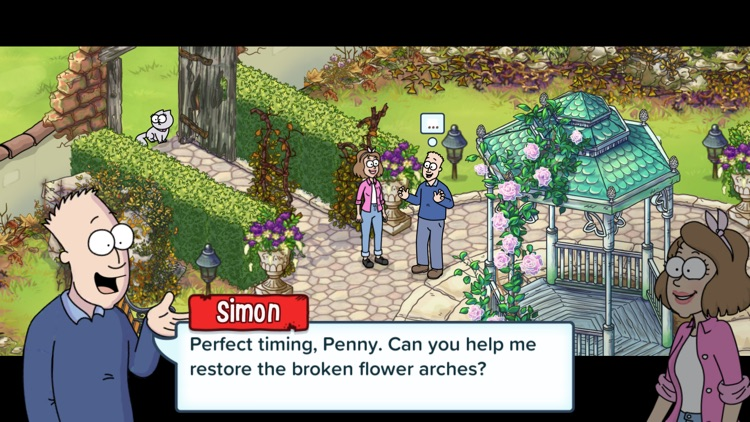 Simon's Cat - Story Time screenshot-7
