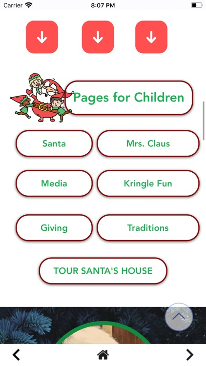 North Pole LLC Santa