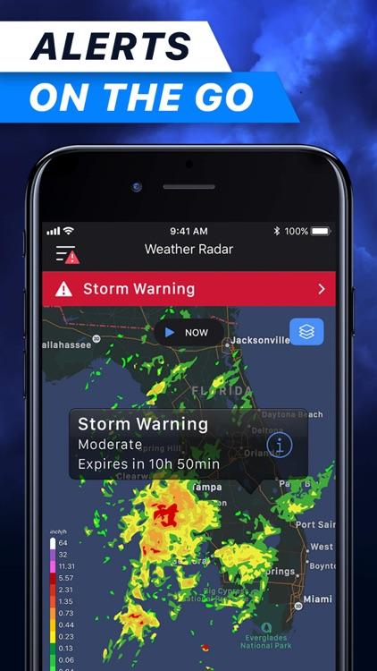 Weather Radar Pro° screenshot-3