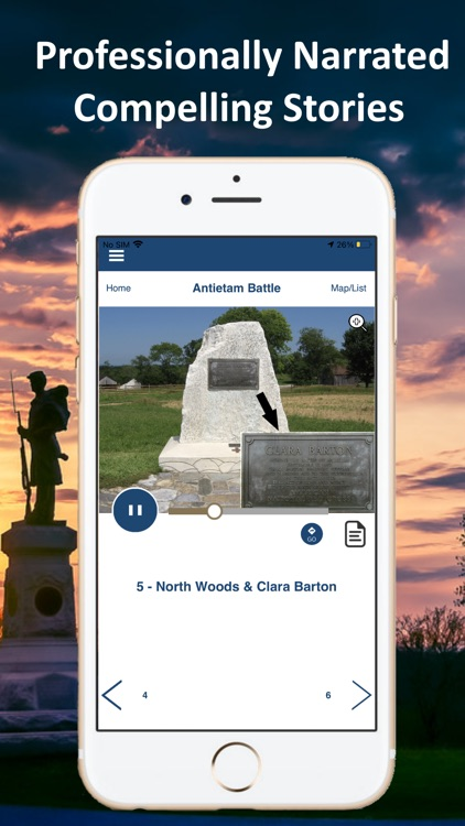 Antietam Battlefield Auto Tour screenshot-3