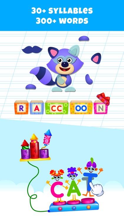 Alphabet ABC Letter Kids Games