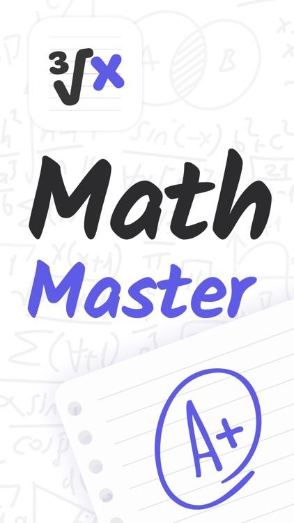 MathMaster: Camera Calculator