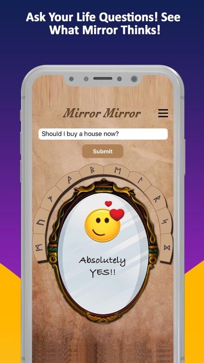 Ask Mirror Mirror - Fortunes